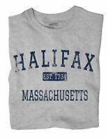 Halifax Massachusetts MA T-Shirt EST