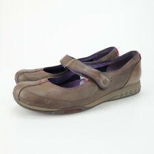 Merrell Women's Allure Leather Mary Jane Slip-On Shoe Size 9.5 Espresso Brown