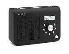 Pure One Classic Series 2 DAB Digital & FM Radio Black