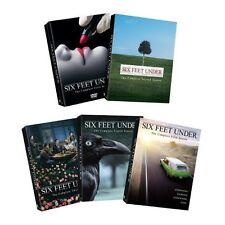 Six Feet Under: Complete HBO TV Series Seasons 1 2 3 4 5 Box / DVD Set(s) NEW!
