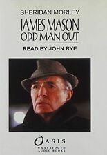 James Mason: Odd Man Out: Complete & Unabridged by Sheridan Morley (Audio cassette, 1991)