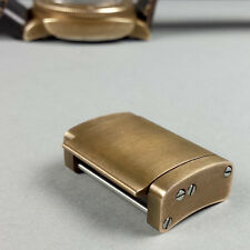 Custom made PANERAI 26 mm bronze folding buckle for PAM 382 / 507 / 671 - BRONZO