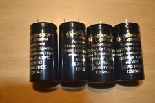 Jensen audio grade capacitors 15000 uF 63 vdc