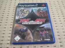 Mx vs. ATV Unleashed für Playstation 2 PS2 PS 2 *OVP*