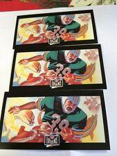 RARE-ODDBALL SUPER-BOWL 8 Larry Csonka Dolphins
