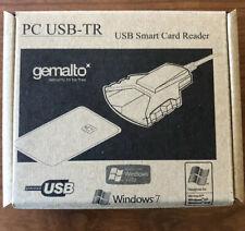 NEW Gemalto PC USB-TR HWP117685E