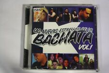 Las Nuevas Estrellas de la Bachata Vol.1 Music CD