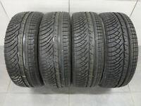 4x Winterreifen Michelin Pilot Alpin PA4 215/45 R18 93V / DOT: xx16 / NEU