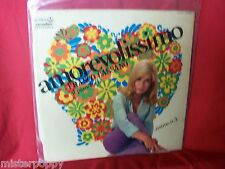 CASSANO Amorevolissimo N° 3 LP 1967 Italy EX OST w Monica Sexy Cover