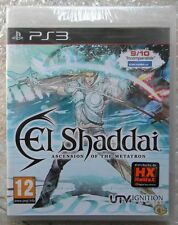 EL SHADDAI ASCENSION OF THE METATRON ITA EDITION PS3