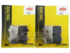 TM SMX 450 F 2004+ SBS Dual Carbon Front Brake Pads 762DC