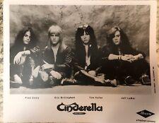 1990 Cinderella The Band Promo Picture