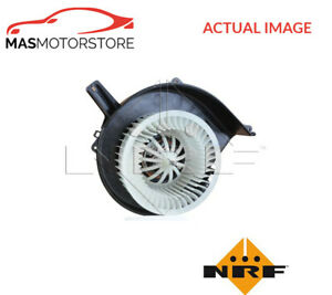 INTERIOR BLOWER FAN MOTOR LHD ONLY NRF 34007 G FOR VW POLO
