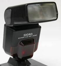 Sigma EF-430 Aufsteckblitz