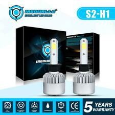 2019 Upgrade H1 1900W 6000K White LED Headlight Conversion Bulb High Lo Beam Kit