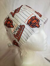 Chicago Bears Handmade Surgical Scrub Caps