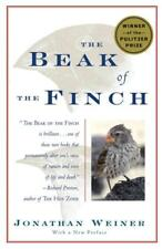 The Beak Of The Finch - Weiner, Jonathan - New Paperback Book