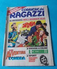 CORRIERE DEI RAGAZZI nr. 16 del 1974