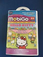 VTech MobiGo Software Cartridge - Hello Kitty Birthday Party -