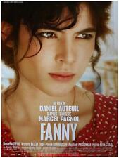 FANNY Movie Poster / Affiche Cinéma MARCEL PAGNOL DANIEL AUTEUIL
