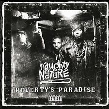 Naughty By Nature  - Povertys Paradise - New Faxtory Sealed CD