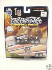 DETROIT TIGERS ERTL COLLECTIBLES TRANSPORTER 1:87 SCALE