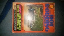 Jun / Aug 1976 Australian Hot Rodding Review Magazine Mag Retro