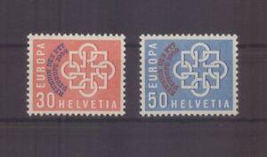 Schweiz 681-82 **