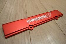 RED Skunk2 Style B Series Billet Spark Plug Cover - Honda Civic Integra B16 B18