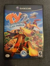 Ty the Tasmanian Tiger 2: Bush Rescue Nintendo GameCube CIB w/ Manual