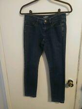 Ann Taylor Loft Sz 0P XS Petite Modern Fit Skinny Jeans