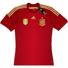 adidas Spain National Soccer Team adizero Authentic Jersey 2014 NWT Size Small