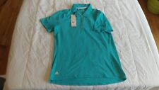 1 NWT ADIDAS WOMEN'S GOLF TOP, SIZE: SMALL, COLOR: ENBLHT  **B201