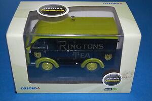"Oxford Commercials AK011 - Austin K8 Express Delivery ""Ringtons Tea""  scala 1/43"
