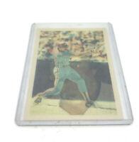 1985 Mike Schmidt Sportflics Mint Philadelphia Phillies Baseball Card 134-L