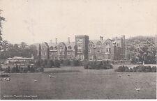 Denton Manor From Park, Nr GRANTHAM, Lincolnshire