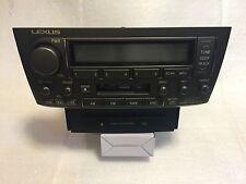 LEXUS LS430 RADIO CD CHANGER 2001 2002 2003 MARK LEVINSON OEM (REMANUFACTURED)