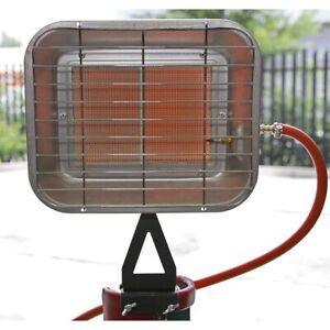 SEALEY Propane GAS Bottle Mounted Space Warmer Heater,10,250-15,354 Btu/hr LP13