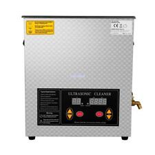 15L machine à laver ultrason NETTOYEUR A ULTRASONS PROFESSIONNEL INOX NETTOYAGE