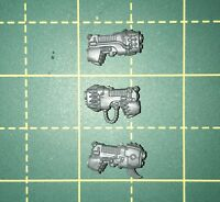 Raptors/Warp Talons Plasma Pistols Warhammer 40K Bits Chaos Space Marines