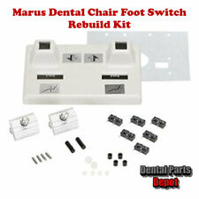 Marus Dental Chair Foot Switch Rebuild Kit (DCI #2761)