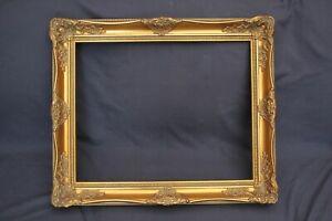 Vintage Ornate Gilt Wood Frame ( Large)