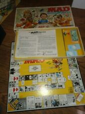 Mad Magazine Game by Parker Bros. 1979 - Complete
