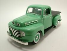 Ford F-1 Pick Up 1948 türkis Modellauto 1:18 Lucky Die Cast