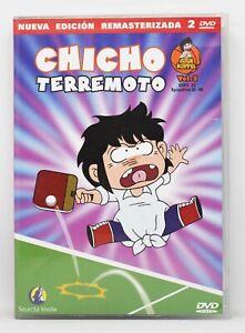 CHICHO TERREMOTO VOL. 5 - DVD ESPAÑA - SELECTA VISION - EDICION REMASTERIZADA
