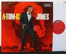 Tom Jones-a-Tom-IC jones Decca LP Royal Sound
