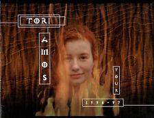 TORI AMOS 1996 BOYS FOR PELE TOUR CONCERT PROGRAM BOOK / VG 2 NMT
