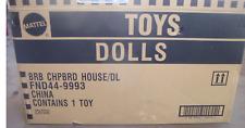 Barbie Repro Dream House Self Assembled Furniture & Barbie Doll Nrfb New