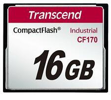 Transcend 8GB 16GB 32GB 64GB 170X CF Industrial MLC UDMA5 Compact Flash Card Lot