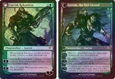 Garruk Relentless | Garruk, the Veil-Cursed - Foil New MTG Innistrad Magic 0QD